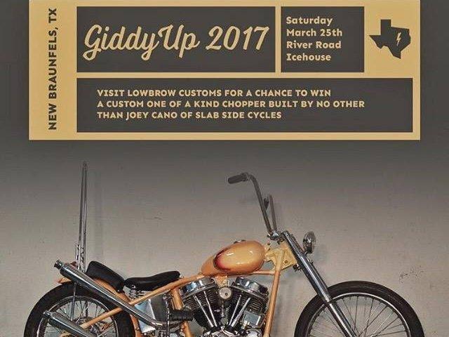 Image for GIDDY UP Vintage Chopper Show