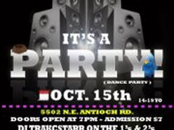 """Image for """"ITS A PARTY!"""" Dance Party (#ATC on Twitter)"""