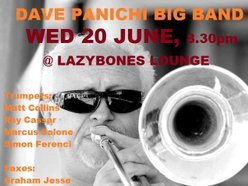 Image for Dave Panichi BIG Band