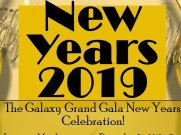 Image for New Years Eve Celebration in the Galaxy Grand Ballroom