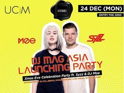 Image for DJ MAG LAUNCHING PARTY
