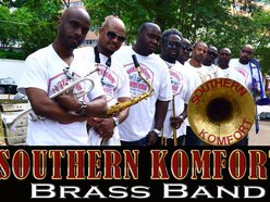 Image for Southern Komfort Brass Band