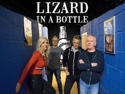 Image for Lizard in a Bottle