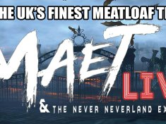 Image for Maet Live & The Never Neverland Express