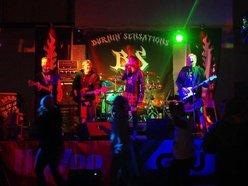 Image for Burnin' Sensations Band