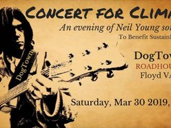 Image for Concert for Climate - an evening of Neil Young Songs