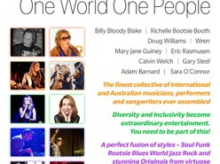 Image for One World, One People