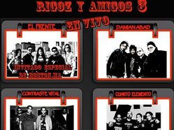 Image for RIGOZ Y AMIGOS 3.. B-DAY PARTY LIVE MUSIC AND DJ