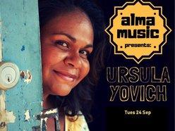 Image for Alma Music presents: Ursula Yovich