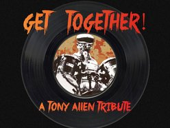 Image for GET TOGETHER! A TONY ALLEN TRIBUTE