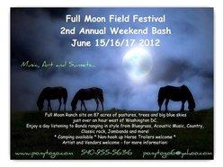 Full Moon Field Festival