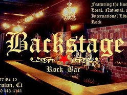 Backstage Rock Bar at Rose's Cantina