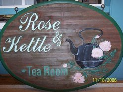 Rose and Kettle Tea Room