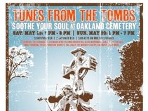 Tunes from the Tombs at Historic Oakland Cemetery