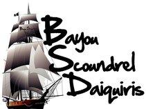 Bayou Scoundrel Daiquiris
