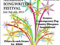 Alabama Songwriters Festival