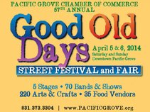 Pacific Grove Good Old Days Celebration