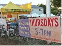 Buckman Portland Farmers Market