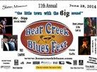 Bear Creek Blues Festival