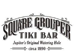 Square Grouper Tiki Bar - Jupiter Inlet