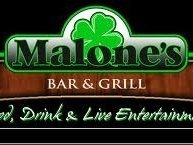 Live at Malones Bar And Grill