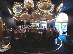 Carousel Bar and Lounge at The Hotel Monteleone