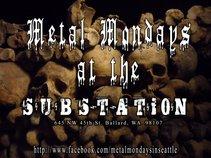 Metal Mondays In Seattle