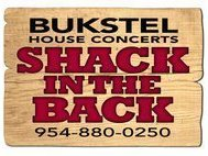 Shack in the Back House Concert