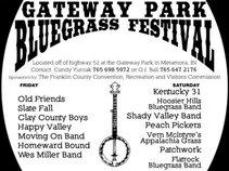 Gateway Park Bluegrass Festival
