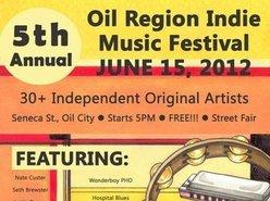 Oil Region Indie Music Festival