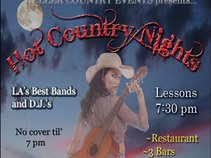 Hot Country Nights  Sagebrush Cantina