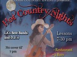 Hot Country Nights  Sagebrush Cantina