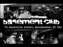 Retro Bar Basement Club