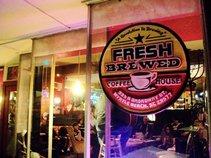 Fresh Brewed Coffee/Music House