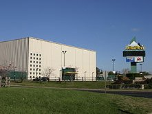 DeltaPlex Arena & Conference Center