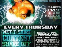 Open Mic Thursdays.... WIN A FREE VIDEO SHOOT!!!!!!!! Club  Tiempo Privado