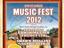 Winter Garden MusicFest
