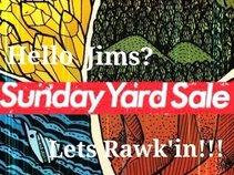 Sunday Yard Sale