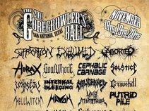 The Goregrowler's Ball Festival