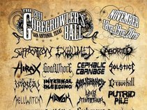 The Goregrowler's Ball Festival
