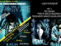 The Transformed Concert: REACTIVATE 2011