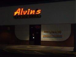 Alvin's Bar & Grill Closed