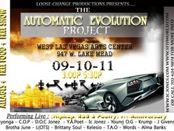 Automatic Evolution Project