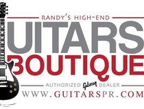Guitars Boutique
