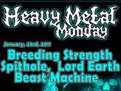 Heavy Metal Monday at the Asylum