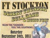 Desert Thunder Bull Bash and Music Festival