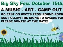 Big Sky Fest Oct. 15th