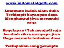 Indo Metal Goth™