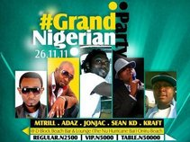 GRAND NIGERIAN PARTY