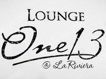 Lounge One 13 at La Riviera